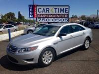 For sale is a beautiful 2010 Ford Taurus. This car is