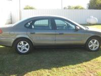 3.0 V-6 Auto;..116,000 actual miles...Pwr. steering,