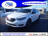 Great buy on this vehicle....2013 Ford Taurus SHO. Want