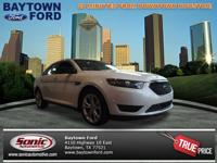 This 2013 Ford Taurus SHO might just be the sedan