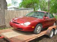For sale Ford Taurus for parts call for prices and what