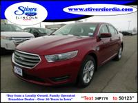 Must see this 2013 Ford Taurus SEL FWD!!! Even your