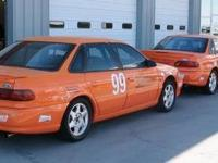 For sale ford Taurus SHO #99 Setup for the track by