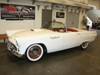 1955 Ford Thunderbird. complete frame off just finished