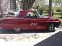 1963 Ford Thunderbird This auction is for one 1963 Ford
