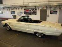 Pristine in every way 1965 Ford Thunderbird Convertible