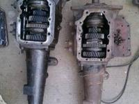 available are four toploader 4 speed overdrive