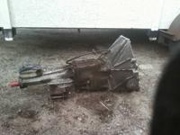 For sale: Ford toploader 3-speed transmission,was in