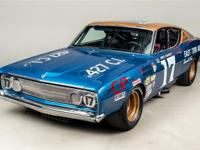 1968 Ford Torino NASCAR Driven by David Pearson in his