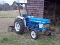 1710 Ford tractor, 26 hp. , good condition. ,  , $4500.