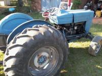 Ford Tractor for sale, call for more info. Tractor runs