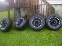 ford f-250 tires and rims call for more information