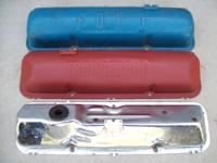 Have a selection of Ford F.E. & Sm.Blk. Valve Covers:.