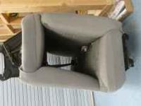 I have two bench seats from a ford van. the color is