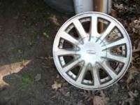 COMPLETE SET OF FORD WINDSTAR VAN WHEELS $80 FOR ALL 4