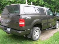FORD 2005 F150 STX PICKUP TRUCK EXCELLENT CONDITION V8