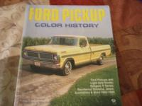 Ford Spotter's Guide 1920-1992 Model A / Model T /
