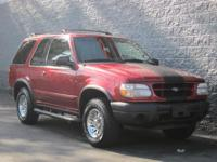 Options Included: 4x41 or 1 // 2000 FORD EXPLORER SPORT