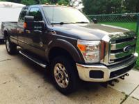 Up for sale is a 2012 Ford F350 XLT Supercab Diesel 4X4