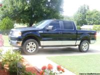 2007 Ford F150 SuperCrew Cab, XLT Pickup 4WD, 5 1/2 ft,