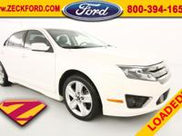 ONE-OWNER - CLEAN AUTOCHECK - OFF-LEASE!! SPORT!!