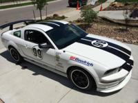This car was built by Multimatic Motorsports and Miller