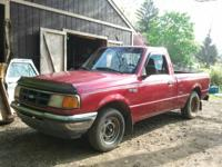 I have a comprehensive 1993 Ford Ranger XLT 2wd Pick-up
