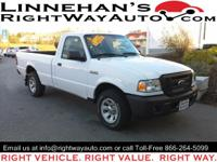 Here's a super clean 2007 Ford Ranger with only 59,000