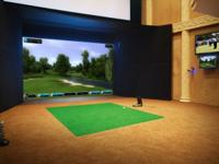 Is a top of the line golf simulator out of your price