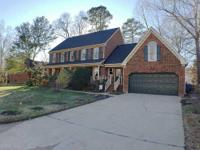 Sought after Forest Lakes neighborhood of Chesapeake;