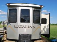 Very slightly used 2015 forest river coachman in great