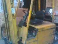 hyster electric fork call for details   Location: