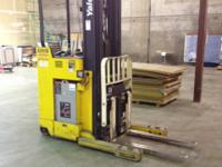 Yale 3500 load capacity forklift for sale. $5,000