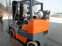 WE HAVE THE SERVICE OF FORKLIFT REPAIR, WE CAN COME TO