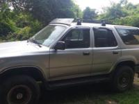 Toyota 1990 automatic, 4*4 runns..needs small