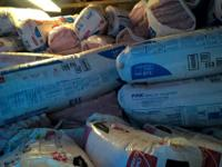 50000sft of owens corning insulation unfaced r19 by 15