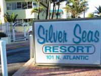 Silver Seas Beach Resort, adjacent to Ritz Carlton