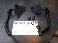 Forte T1 Aerobars for road bikes designed for use with