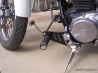 I brand new forward control kit for Suzuki/Savage and