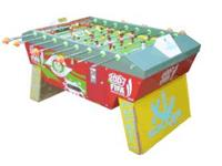 this is a mexican classic foosbal table (futbolito) if