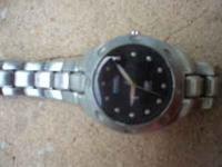 Fossil Blue Men's watch, good working condition,
