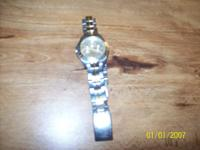 fossil watch bands broke and needs battiers 40.00obo