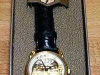 I have two fossil watches from the collectors club
