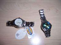 Fossil Watches NEVER Worn - Silver with Gold 2tone