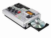 FOR SALE A LIKE NEW 8 TRACK DIGITAL RECORDER WITH CD