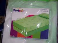 NEW IN BAG- Foundation Cover for Twin and Full Beds-