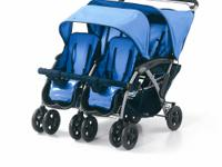 Foundations Commercial Strollers are designed for the