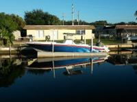 The owner bought this boat as a project. The boat was