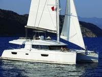 The IPANEMA 58 is a boat designed to fully enjoy the
