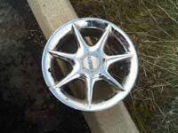 I have a set of rims they are seven spoke and comes